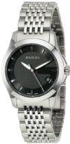 "Gucci Women's YA126502 ""G-Timeless"" Stainless Steel Watch"