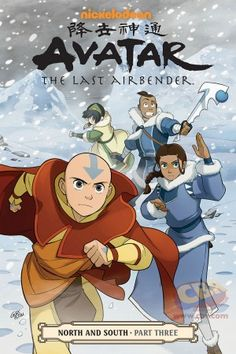 avatar north and south - Google Search