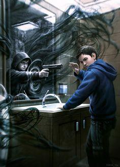 DELIRIUM - A Fantasy Short Movie by Bogdan-MRK.deviantart.com on @deviantART
