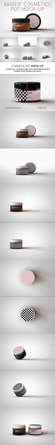Amber Cosmetics Pot Mock-Up #object #psd #cobalt #cream #mockups #MockupTemplates #shower #tube #mockup #2oz #mockups #photo #printed #foldable #mock-up #tshirt #mock-up #sandwich #mock Bottle Mockup, Mockup Templates, Wine Glass, Photoshop, Cosmetics, Etsy, Design, Wine Bottles
