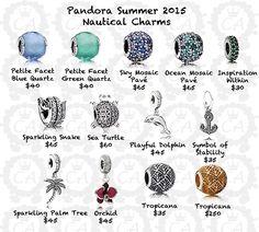 Pandora Summer 2015