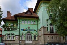 Colegiul Tehnic (1927), Piatra Neamț,  arh. Carol Zanini,  stil neoromânesc