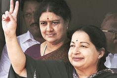 STARS RISE FOR TWO OF JAYA'S CLOSE ASSOCIATES; ONE IN GOVT OTHER IN PARTY