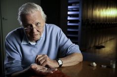 Why Sir David Attenborough, at 89, can't and won't stop documenting nature - The Washington Post