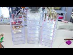 Ideas Makeup Organization Diy Storage Make Up Dollar Stores For 2019