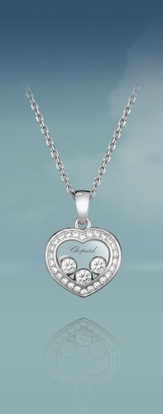 Happy Diamonds Icons #pendant – The celebration of light and liberty