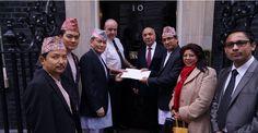Nepali diaspora invite British PM to visit Nepal