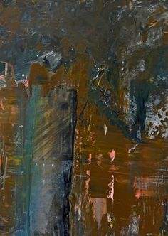 Mary Lea Bradley, 970 Untitled, acrylic painting