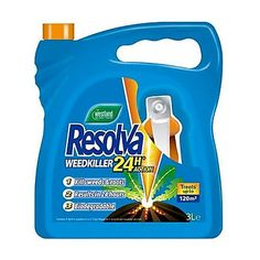 Resolva 24h Ready to Use Weedkiller, 3 L   http://www.ebay.co.uk/itm/Resolva-24h-Ready-to-Use-Weedkiller-3-L-/152476661901?hash=item238051388d:g:BfUAAOSwYXVYzSei    Take our  Bargains That you can Get ! Visit  Us  Right Now For the best  Bargains