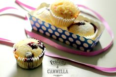 Muffin leggeri senza lattosio