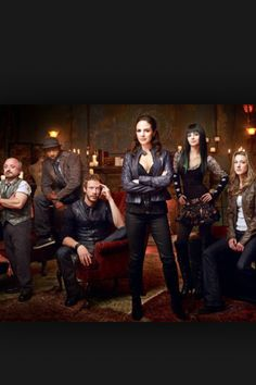 Lost Girl, one of my new favorite shows!!!!