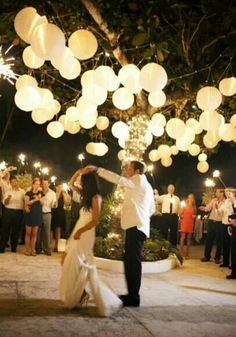 Love the lanterns . Definitely thinking outside wedding reception! Absolutely love the idea of an outside wedding! Ikea Wedding, Wedding Tips, Our Wedding, Wedding Hacks, Hotel Wedding, Wedding Photos, Wedding Engagement, Party Wedding, Trendy Wedding