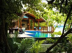 Shangri La's Villingili Resort & Spa, Maldives