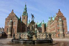 Frederiksborg Castle. Hillerød. Denmark  #Frederiksborg  #castle  #castlephotography  #hillerød  #denmark  #denmarkphotography #stellahaugephoto
