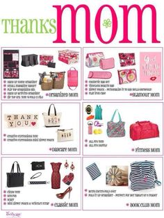 Mother's Day is right around the corner!! Get mom something she can use all year.  www.mythirtyone.com/ashleylynncollins