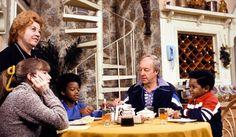 arnold et willy | Arnold et Willy, série télé des années 80