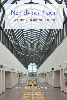 Das Museum Arktikum in Rovaniemi ist eine prima Zwischenstation auf dem Weg zum Nordkap. In dem modernen Gebäude finden sich viele Informationen zum Polarkreis und dem Leben in der Arktis. Vor allem die Ausstellung zu Lappland, den Samen und der Geschichte Nordfinnlands ist hervorragend gemacht und auch auf Deutsch präsentiert. #Museumsbesuch #Finnland #Lappland #Geschichte #Kultur