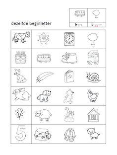 taal - kleuteridee