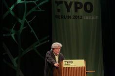 Lars Müller, closing speaker @ TYPO Berlin Day 1