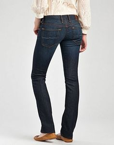 Sienna Tomboy - Lucky Brand Jeans