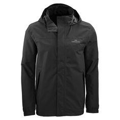 Buy Andulo Men's 2 Layer Waterproof Jacket - Black online at Kathmandu