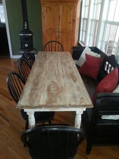 My DIY shabby chic table