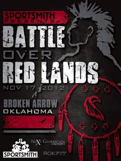 Battle Over Red Lands CrossFIt competition Presented by Sportsmith Broken Arrow Oklahoma, Crossfit Competitions, Catalog Cover, Marketing Materials, Battle, Presents, Red, Gifts, Favors