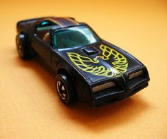 Trans Am Toy Car by UncommonShop on Etsy, $12.00