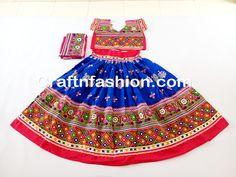 Garba Dance Latest Navratri Chaniya Choli #DesignerLehengaCholi #NavratriChaniyaCholi #GarbaDress #GujaratiTradition #KutchEmbroidery #MirrorWork #TraditionalGhaghraCholi #DandiyaDanceCostume