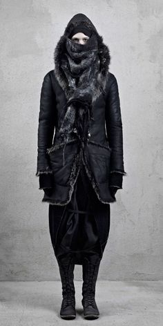 InAisce Fall/Winter 2012 'Pilgrim' Collection