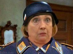 I see nothing!! Hillary Shultz? BAHAHAHA!!!!!