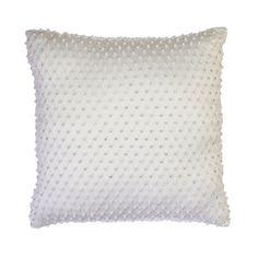 Varez Oyster #Cushion - Aldiss.com #KylieatHome
