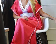10% descuento / / caftanes caftán Maxi vestido por MaisonMarrakech