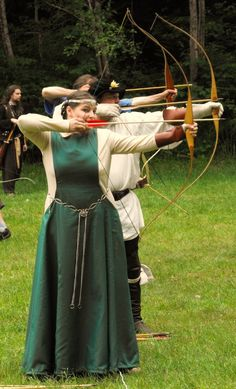 2 of my favorite things: Archery and the SCA  (Gates of Hell  SCA Archery 2 by ~IsabellaDeLaVega)