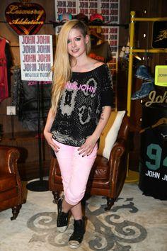 Avril Lavigne (Foto: Manuela Scarpa / Foto Rio News)