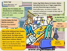 German Conversations and Dialogues Part1 « L E A R N G E R M A N