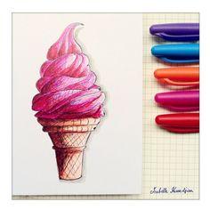 "@Isabelle Kessedjian's photo: ""#drawing"""