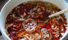 Quick-Pickled Chiles Recipe