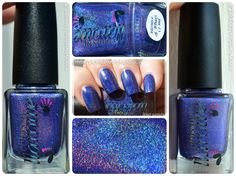 Colors by LLarowe House Of Blues http://miserylovesblue.blogspot.it/2014/07/colors-by-llarowe-house-of-blues.html