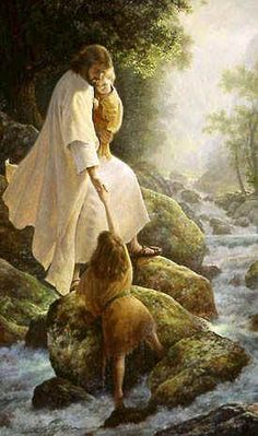 """Do not be afraid"" by Greg Olsen"