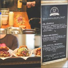 Fresh Sandwiches by J.Kinski aus Thüringen - auf dem Kölner Street Food Festival