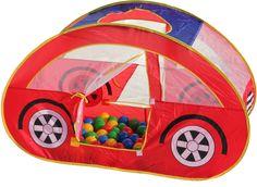 Unser Bällebad sorgt für maximalen Spielspaß bei minimalen Verletzungsrisiko Ihr Kind wird von dem farbenfrohen Zelt und den bunten Bällen fasziniert sein Das Pop-up Zelt ist schnell und...