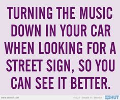 Yup, I totally do this;)