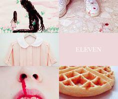 Eleven - Stranger Things - tumblr Daily Stranger Things