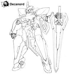 Decanord by Rekkou