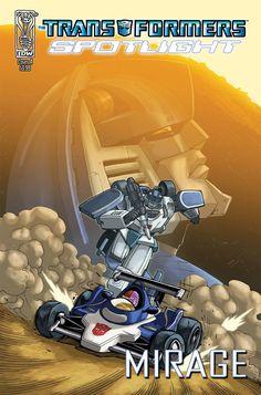 The Transformers Spotlight: Mirage
