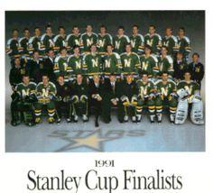 Minnesota North Star's 1991 Cup Run