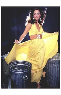 Model Sunny Griffin,1969 Photo William Helburn