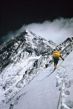 A Guide to Climbing Mount Everest