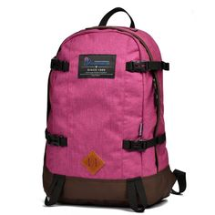 Amazon.com: Mountaintop 25L Hiking Climbing Backpack Rose red: Sports & Outdoors